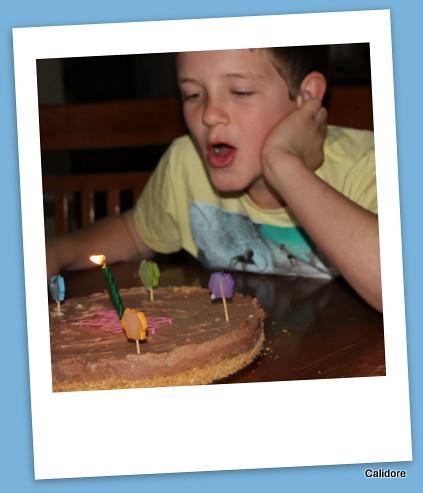 James 13th Birthday