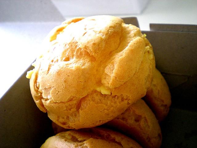 Penang cream puff