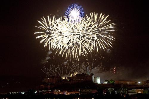 Festival Fireworks 2012 11