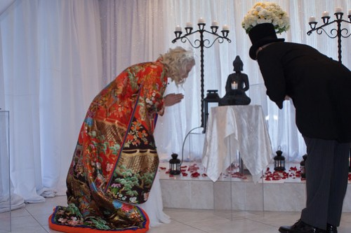 Ceremony buddha1