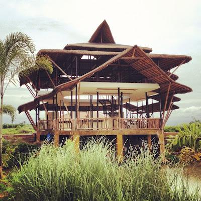 Bamboo Grass Palace