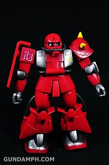 HCM MS-06R-2 Johnny Ridden's Zaku-II (144 scale) 1984 make (23)
