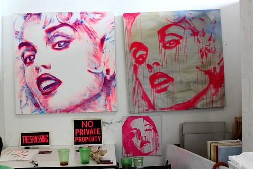 Jim's Brooklyn Open Studios 2012