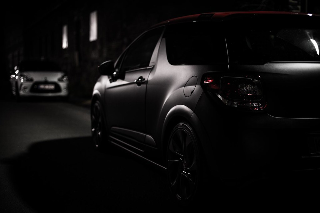 Citroen DS3 Racing / Sebastian Loeb Edition