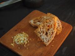 Yeast (and elderflower seasoning_