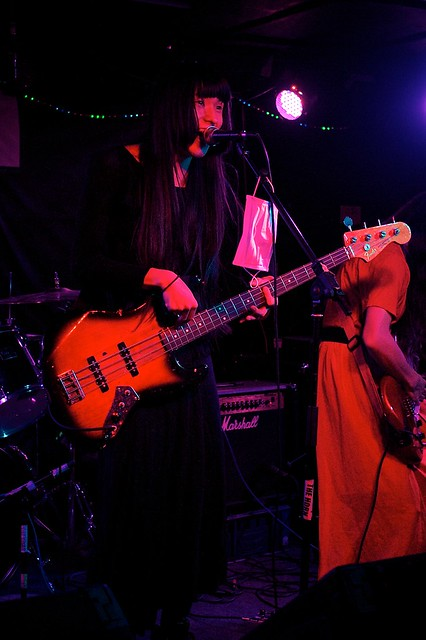 Bo Ningen at the Horn