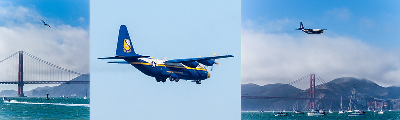 "The Lockheed-Martin C-130 Hercule, ""Fat Albert"""