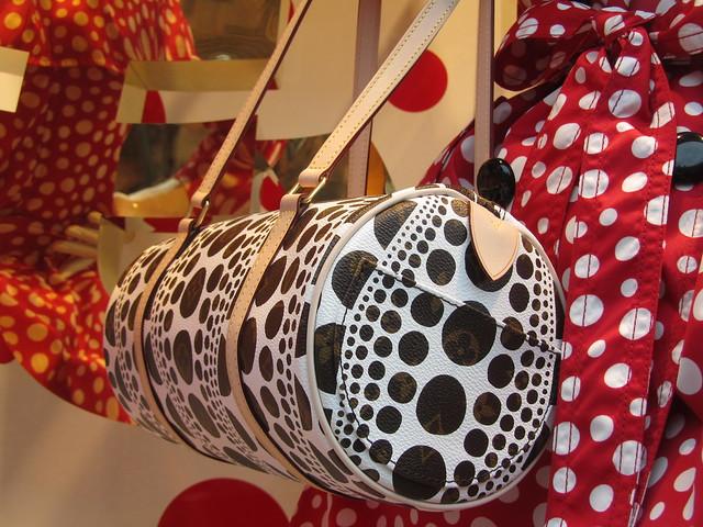 Yayoi Kusama Loves Louis Vuitton @ Selfridges, London