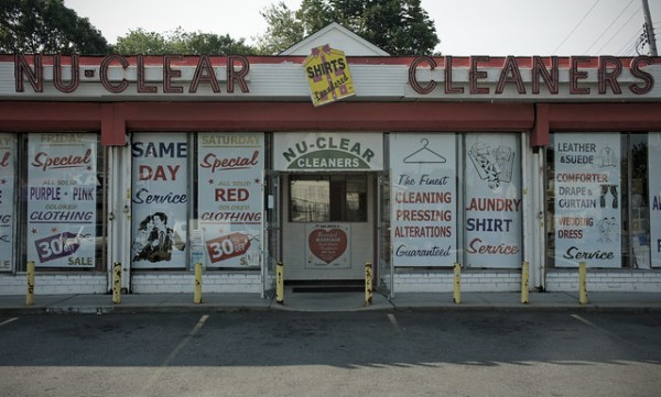 NU-CLEAR CLEANERS