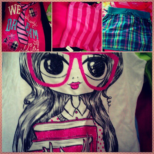 256/366 [2012] - New Shirts by TM2TS
