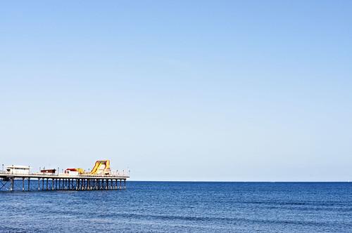 Paignton Pier by BeccaG