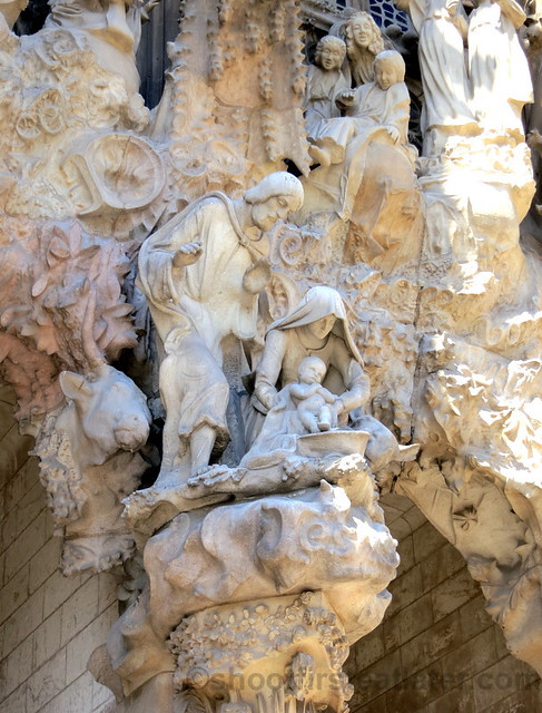 Nativity Group, Sagrada Familia