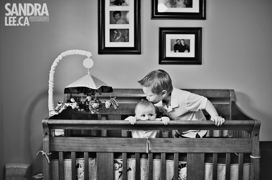 Noah + Caleb