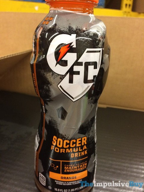 Gatorade-FC Orange Soccer Formula Drink