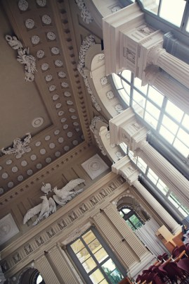 ceiling gloriette cafe