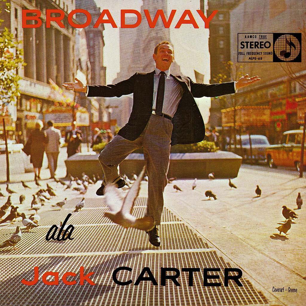 Jack Carter - Broadway à la Jack Carter