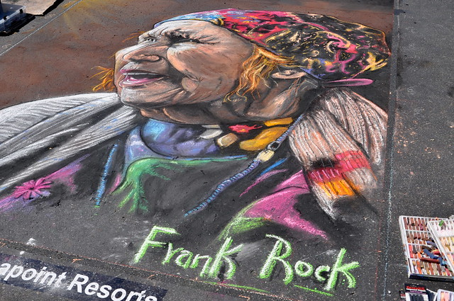 frank rock