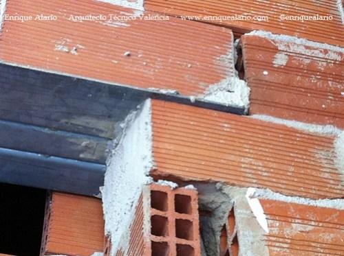 Dinteles en edificaci n elementos a menudo olvidados - Precio ladrillo perforado ...