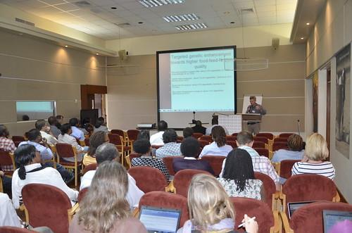 Livestock live talks seminar: Michael Blümmel