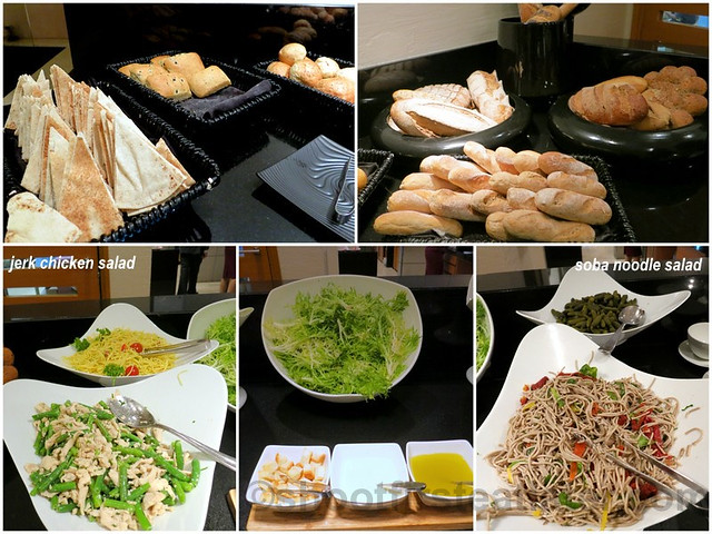 bread & salads