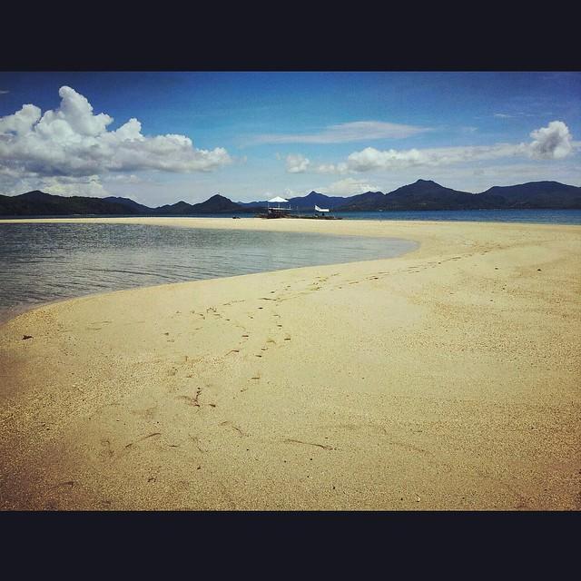 El Nido's Sandbar