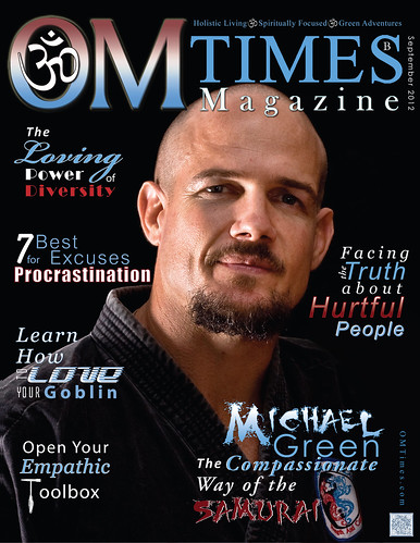 OM Times - September B 2012 - Michael Green by deZengo