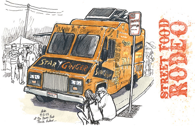 street food rodeo: star ginger