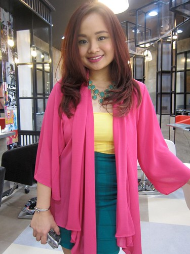 Marj at Famous Hair Salon