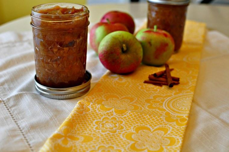 Crock Pot Applesauce