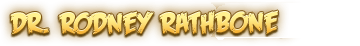 Dr. Rodney Rathbone czy Dr. Rodney Rathebone