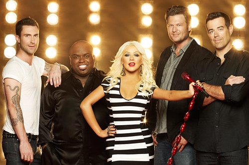 NBC Readies 'The Voice' for Spring Season, Sources Say by Music Star22