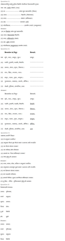 NCERT Solutions For Class 7th Sanskrit Chapter 9 विमानायं रचयाम PDF Download