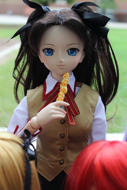 My Rin Tohsaka