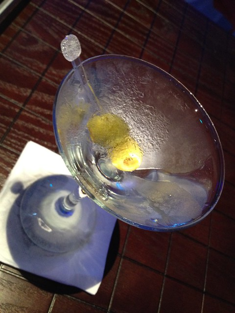 Ultimate top shelf martini - Wet Ultra Lounge