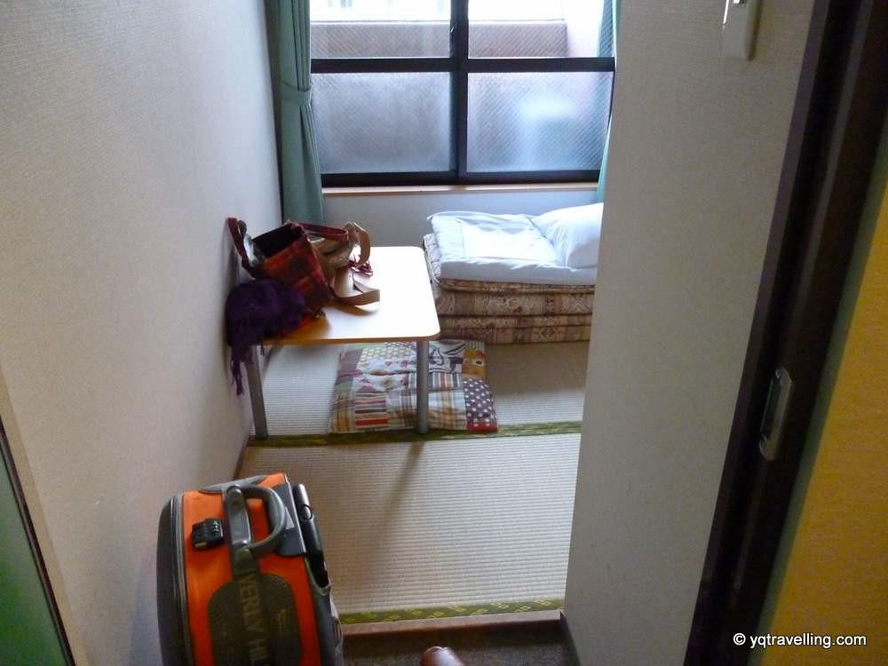 Hotel Maruchu's 3 tatami big room
