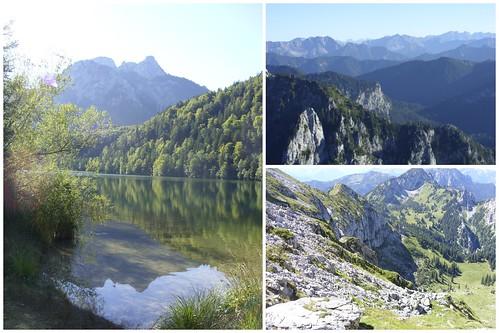 Hüttentour August 2012 2012-08-31