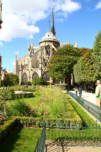 Gardens at Notre Dame