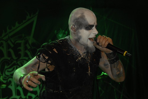 Nachtgarm of Dark Funeral