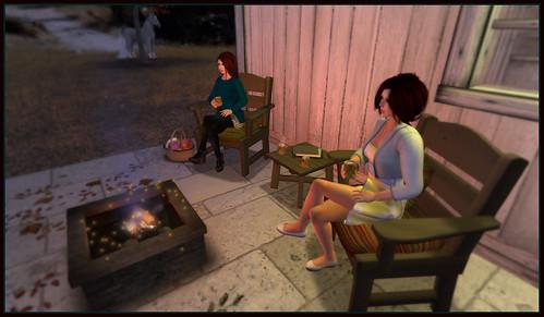 Fireside bonding