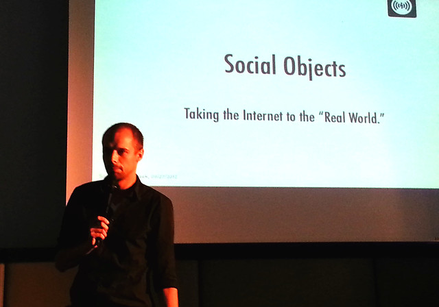 SMW Berlin - mjays about Social Objects