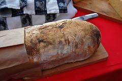 Brown Sourdough Bread