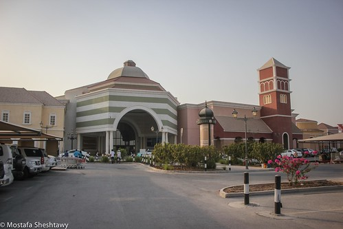 Villagio shopping mall is now open