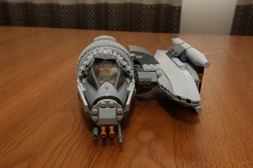 10227 B-wing Starfighter Review - 75
