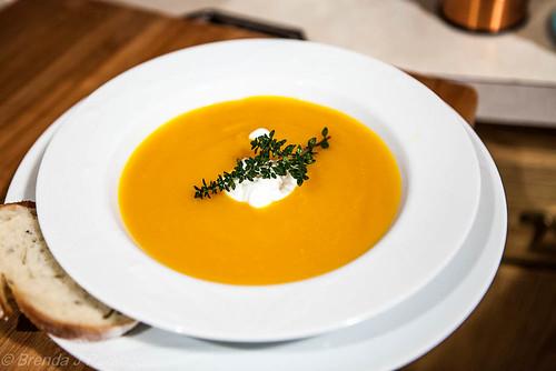 Pumpkin-Curry Soup