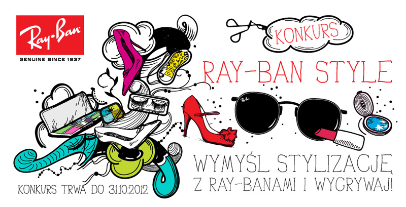 0f576ce22c301 Zgarnij okulary Ray-Ban!   Karina in Fashionland
