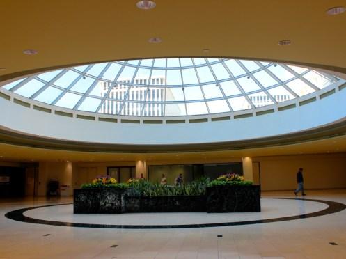 Greenway Plaza skydome is beautiful!