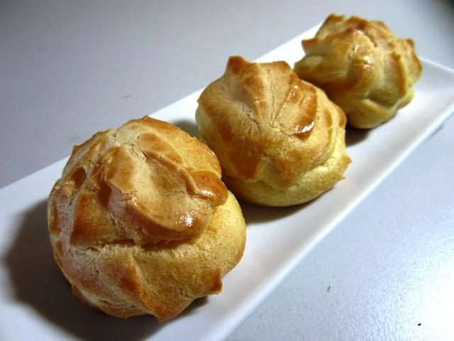 Sibu's cream puffs