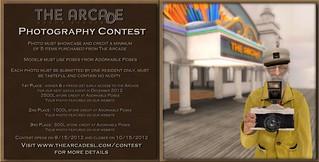The Arcade:  Photography Contest