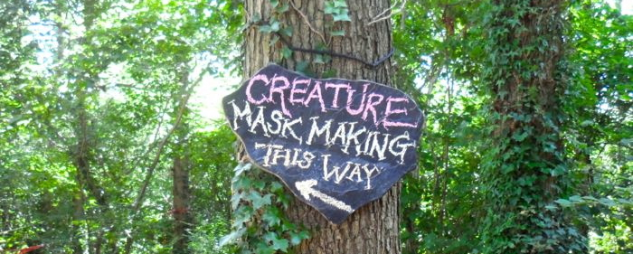 Creature masks