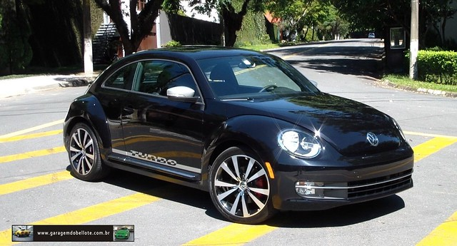 Beetle Black Turbo Launch Edition